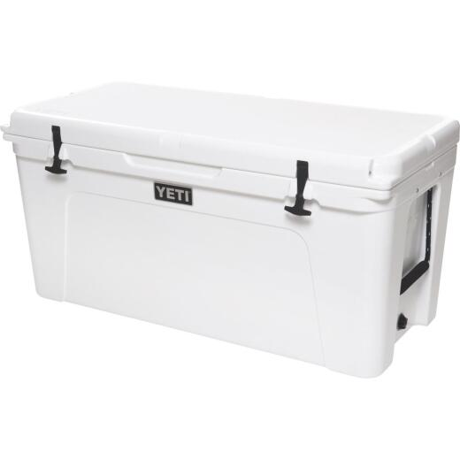 Yeti Tundra 125, 92-Can Cooler, White